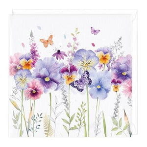 Pansies - The Alresford Gift Shop