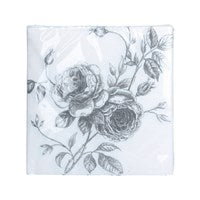 pale grey napkins - The Alresford Gift Shop