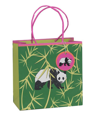 Panda Gift Bag - The Alresford Gift Shop