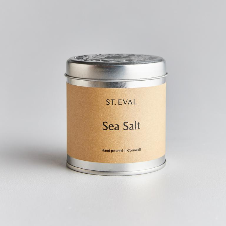 St. Eval Sea Salt Candle - The Alresford Gift Shop