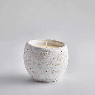 St.Eval Bay & Rosemary Pot Candle ( delivered from Monday 15th Feb) - The Alresford Gift Shop