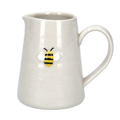 small beige jug - The Alresford Gift Shop
