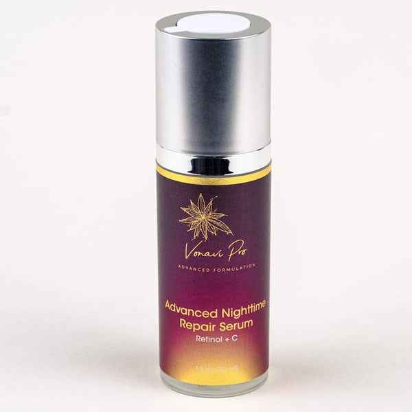 Advance Night Time Repair Serum - Vonavi Pro
