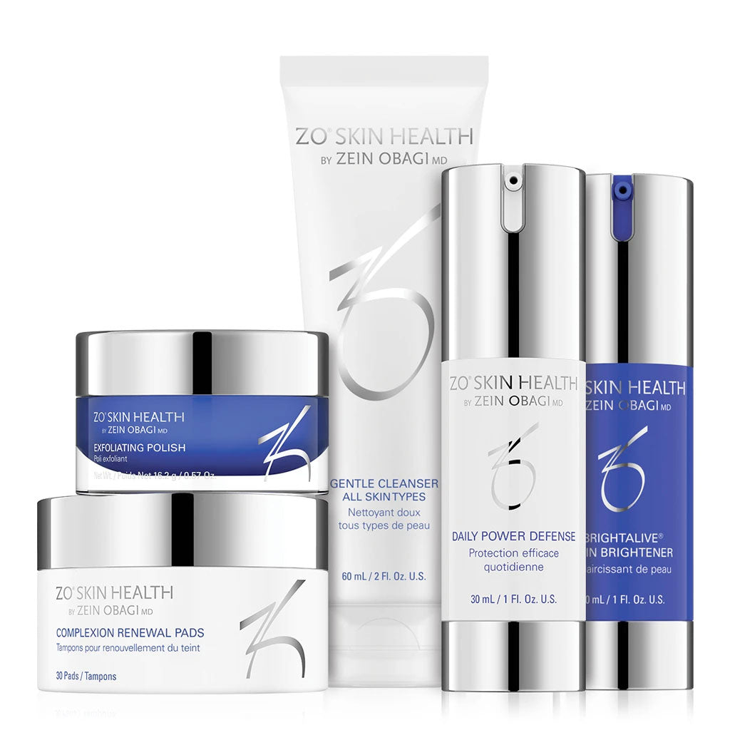 Zo Skin Health Skin Brightening Program