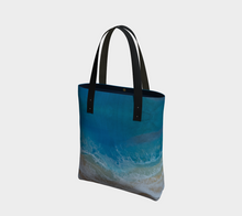 Load image into Gallery viewer, Tote Bag - Beach Wave
