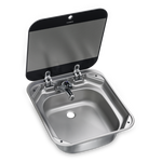 Dometic V8000 Sink, lid and tap