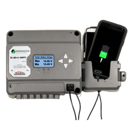 Morningstar Ecoboost MPPT Charge Controller