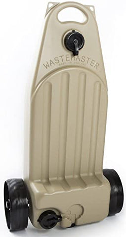 Wastemaster 38 litre rollaway tank