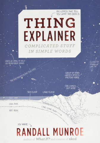 thing explainer - trivia study