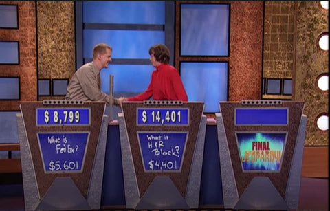 question that ken jennings lost - nancy zerg with correct repsonse