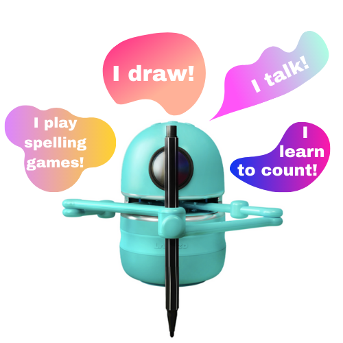 Quincy | The Drawing Robot - Quincy