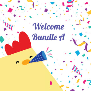 Welcome Bundle A