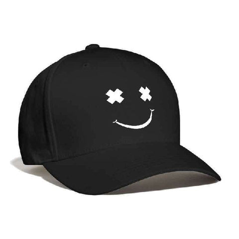 Casquette Smiley Rave