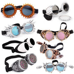 Lunettes Cosplay EDM - Lunettes Steampunk