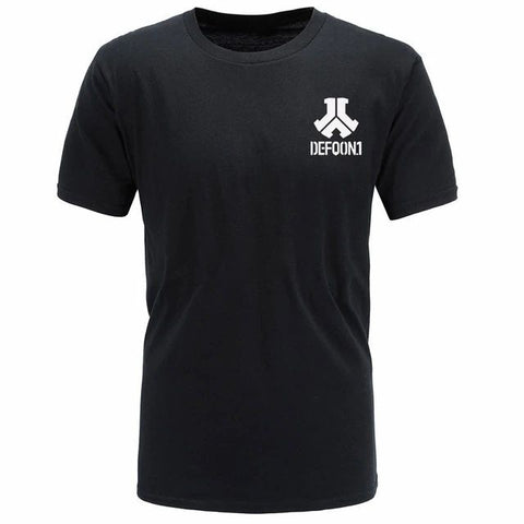 T-Shirt Defqon.1 Pure Cotton noir