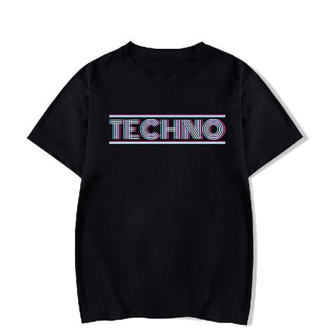 T-Shirt DJ Techno - Music Underground