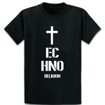 T-Shirt Techno Music Religion