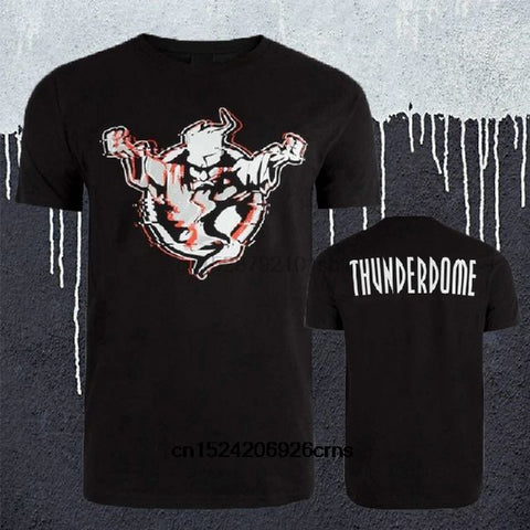 T-Shirt Thunderdome Hardcore Techno