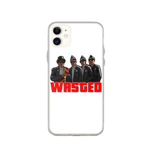 Coffin Dance Wasted Phone Case