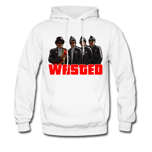Coffin Dance Wasted Hoodie