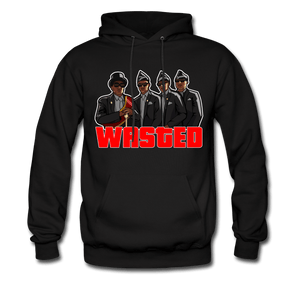 Coffin Dance Wasted Hoodie - Dank Meme Merch