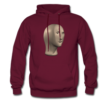 Load image into Gallery viewer, Meme Man Hoodie - Dank Meme Merch