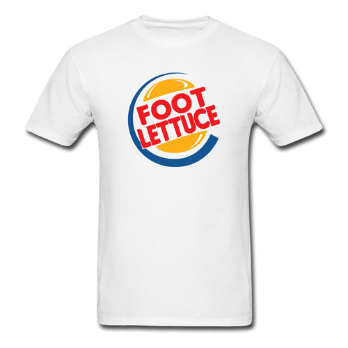 Foot Lettuce T-Shirt - Dank Meme Merch