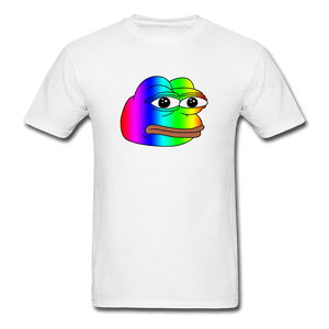Rainbow Pepe T-Shirt - Dank Meme Merch