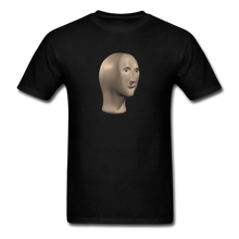 Load image into Gallery viewer, Stonks Man T-Shirt - black