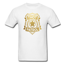 Load image into Gallery viewer, Thot Patrol T-Shirt - white