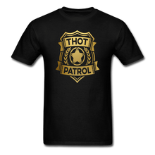 Load image into Gallery viewer, Thot Patrol T-Shirt - black