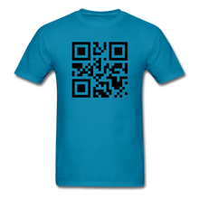 Load image into Gallery viewer, Send Nudes QR Code T-Shirt - Dank Meme Merch