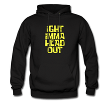 Load image into Gallery viewer, Ight Imma Head Out Hoodie - Dank Meme Merch