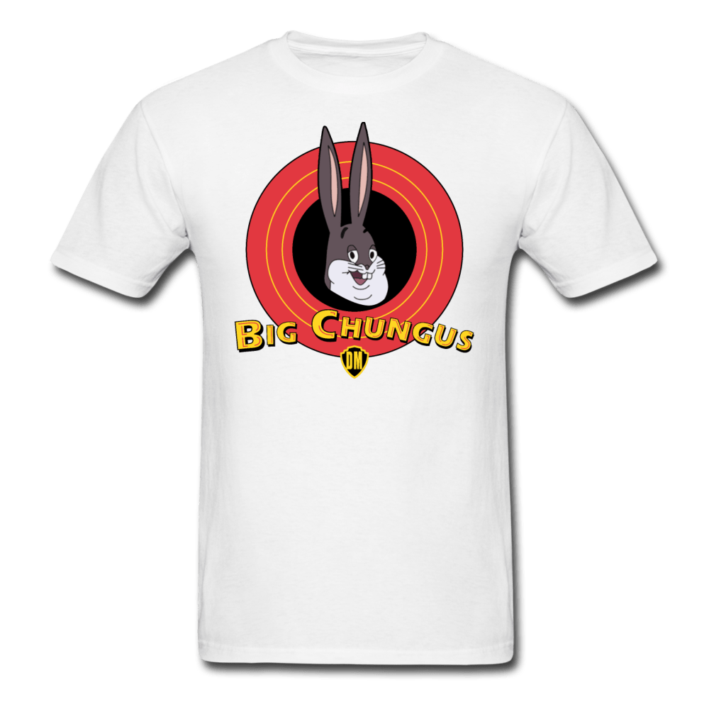 Big Chungus Meme T-Shirt - Dank Meme Merch
