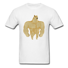 Load image into Gallery viewer, Swole Doge T-Shirt - Dank Meme Merch
