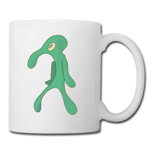 Bold and Brush Coffee Mug - Dank Meme Merch