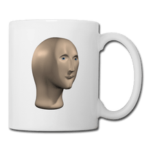Load image into Gallery viewer, Stonks Man Coffee Mug - Dank Meme Merch