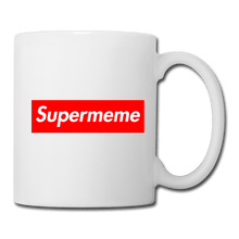 Load image into Gallery viewer, Supermeme Coffee Mug - Dank Meme Merch