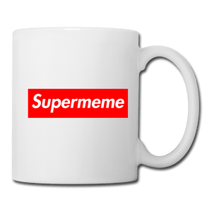 Supermeme Coffee Mug - Dank Meme Merch