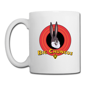 Big Chungus Coffee Mug - Dank Meme Merch