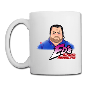 Big Ed's Bizzarre Adventure Coffee Mug - Dank Meme Merch