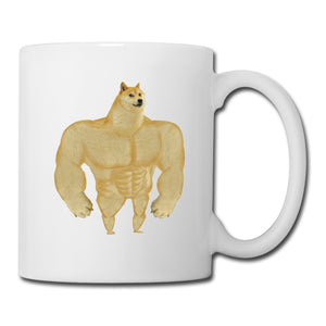 Swole Doge Coffee Mug