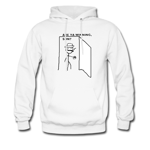 Are Ya Winning Son? Hoodie - Dank Meme Merch