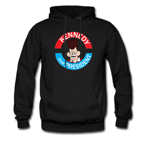 Clone Kennedy For President Hoodie - black