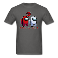Load image into Gallery viewer, I Like Ya Cut G T-Shirt - charcoal