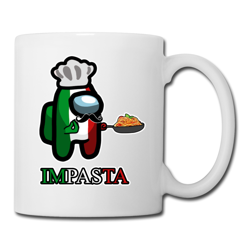 Impasta Coffee - white