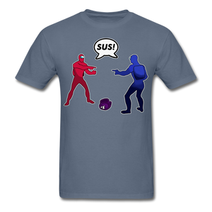 Sus Meme T-Shirt - denim
