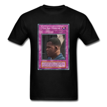 Load image into Gallery viewer, Yee Yee Ass Haircut Trap Card T-Shirt - black
