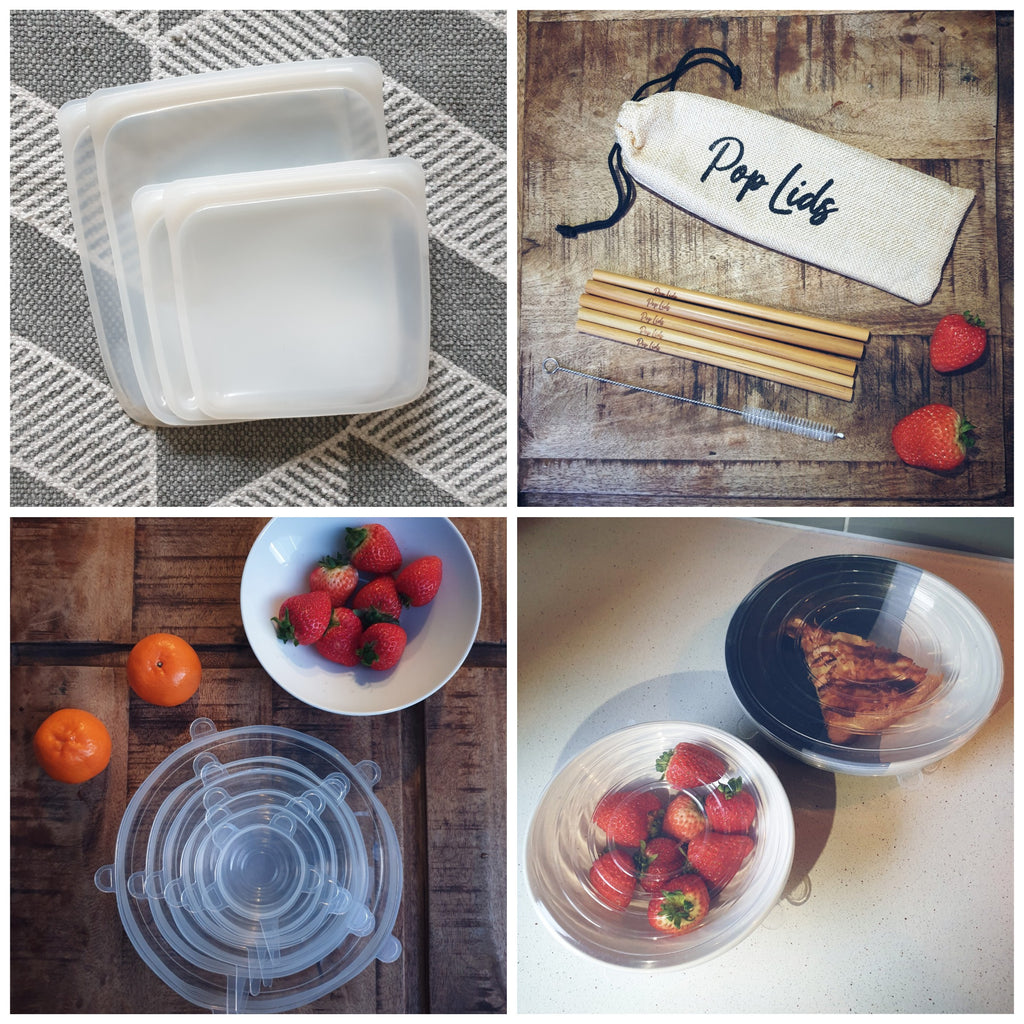 17-Piece Large Plastic Free Bundle