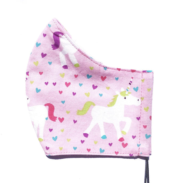 Unicorn Love - SchnelleCares Cloth Facemask
